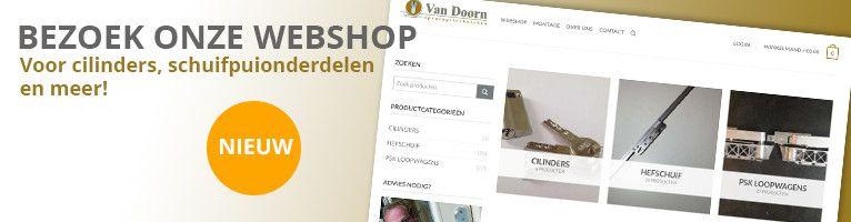 Van Doorn Openingstechnieken Webshop